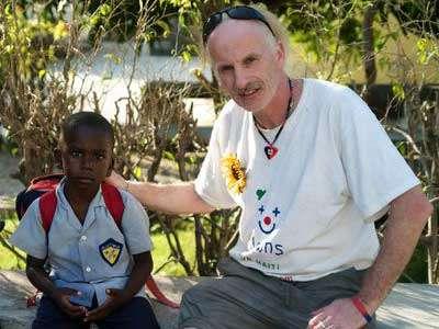 Peter Gannon | Clowns for Haiti
